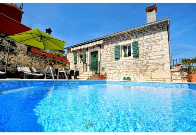 Villa/Dettached house in Tinjan - Casa Antignana